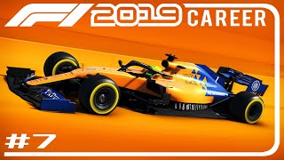 F1 2019 Career Mode Part 70 | MAKING A MASSIVE STRATEGY CALL | Canadian GP