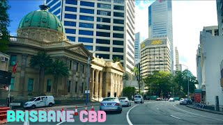 Brisbane Cbd Driving 2018
