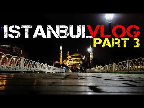 TOPKAPI PALACE & AROUND ISTANBUL (ISTANBUL VLOG 3)