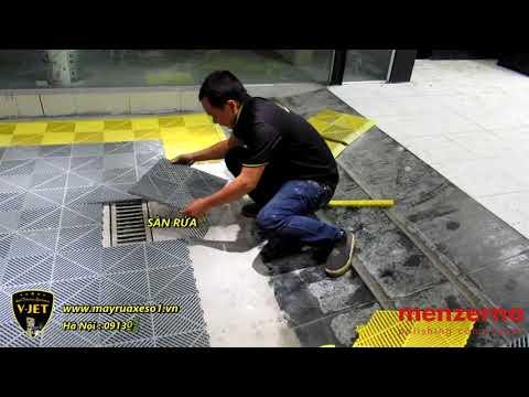 Xây dựng và chuyển giao TT Chăm sóc xe Hưng Minh Auto Detailing 3