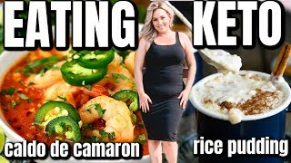 🇲🇽 EASY KETO MEXICAN RECIPES / WHAT I'M EATING TO LOSE WEIGHT 2019 / DANIELA DIARIES