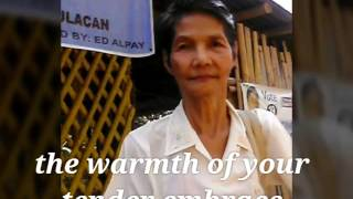Mama - Nora Aunor with lyrics arrange by: elyza