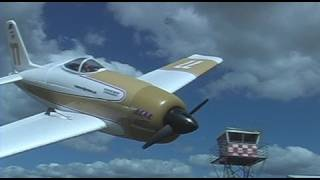 HobbyKing Rare Bear RC plane review part 1 (the build video)