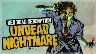 UNDEAD NIGHTMARE DLC PS3 Blind Playthrough - Getting Ready for Red Dead Redemption 2! | Part 3