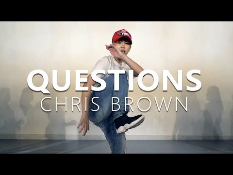 Chris Brown - Questions / Choreography . HANNA