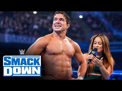Chad Gable embraces life as Shorty G: SmackDown, Oct. 18, 2019