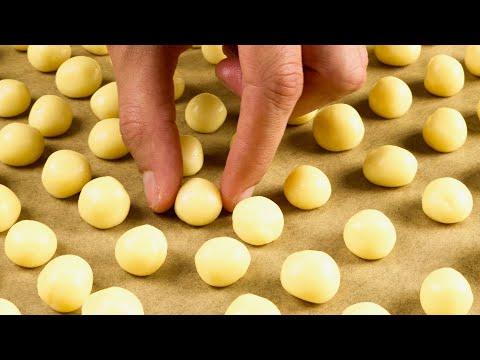 Просто залейте шарики... Десерт, который превзошел все ожидания!
