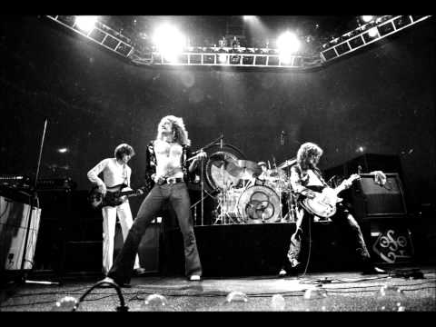 Led Zeppelin - I Can't Quit You Baby ( Lyrics on screen )