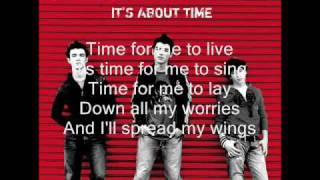 [2.78 MB] 02. Time For Me To Fly (It's About Time) Jonas Brothers (HQ + LYRICS)