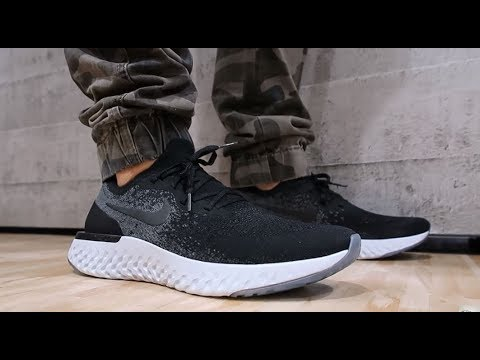 005bd07c4d4e2 NIKE EPIC REACT SNEAKER ON FEET HONEST REVIEW - BETTER THAN ADIDAS BOOST    WATCH BEFORE YOU BUY