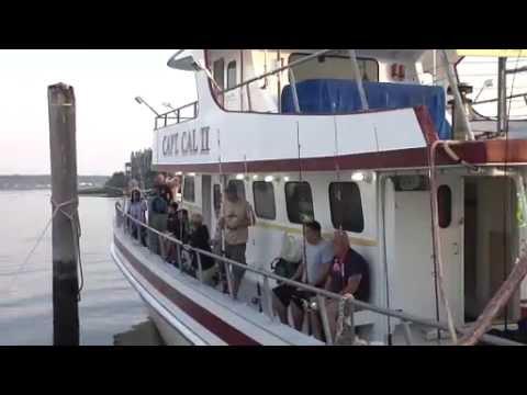 Fishing Boats Struggle In Slow Economy