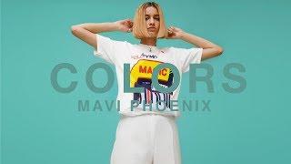 Mavi Phoenix - Yellow | A COLORS SHOW