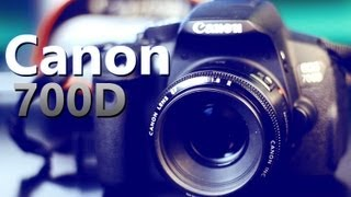 تقرير عن Canon 700D