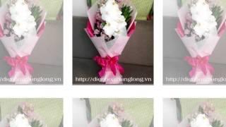 Những mẫu hoa đẹp, đầy ý nghĩa cho ngày Quốc tế phụ nữ 8-3 tại Điện Hoa Thăng Long