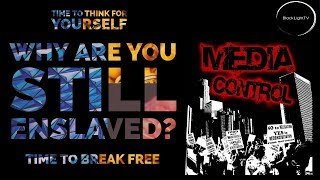 Why are you still enslaved?
