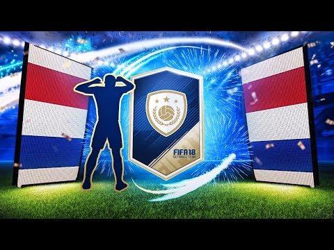 POTĘŻNA IKONA W PACZCE! FIFA 18 ULTIMATE TEAM
