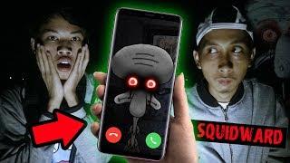 Download Video TELEPON SQUIDWARD JAM 12 MALAM DI TENGAH SAWAH!! MP3 3GP MP4