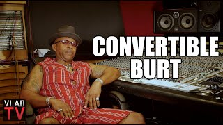 Convertible Burt Made $100K a Day During His Height, Never Got Robbed, Had a