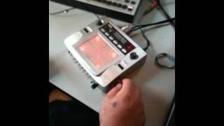 korg kaoss kp-1 1 circuit bent broken pad