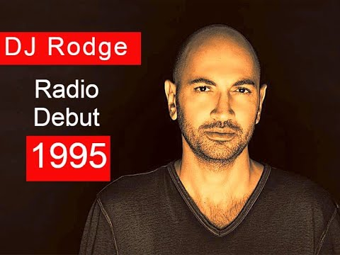 DJ Rodge 1995 - Live Radio Mix in Lebanon