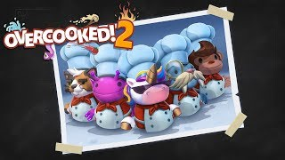 GET OUT OF MY WAY! (Overcooked 2 Livestream)