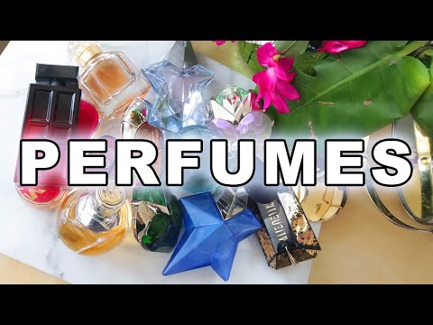 My Updated PERFUME COLLECTION 2020 (with Timestamps)