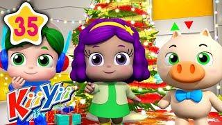 Deck The Halls | Christmas Special! | by KiiYii | Nursery Rhymes & Kids Songs