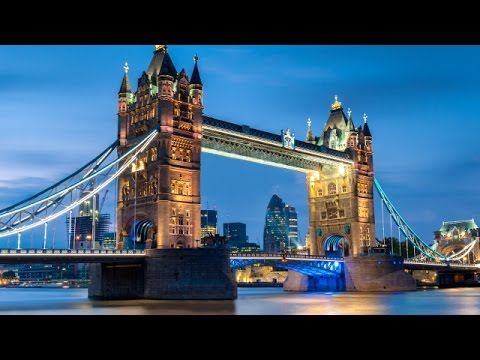 London Time Lapse Video - Beautiful Time Lapse Video of ...