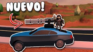 NEW UPDATE IN JAILBREAK ? Roblox jailbreak in Spanish