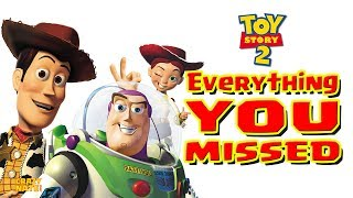 Toy Story 2 Easter Eggs & Everything You Missed