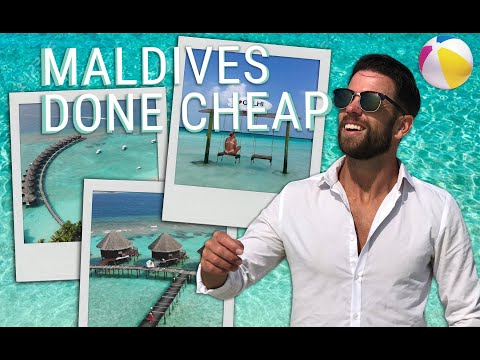 How to backpack in the Maldives - as cheap as possible