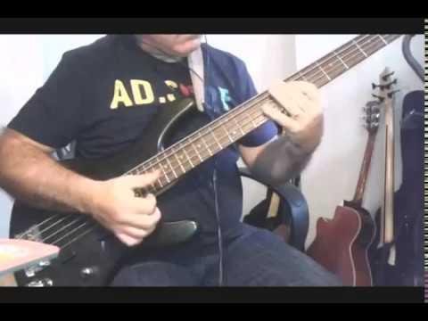 Βασιλης Τερλεγκας -Υστερογραφο YSTEROGRAFO INTRO (Pavlos Panourgias bass cover Greek Music)