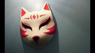 мастер класс по созданию маски из аниме