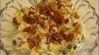 Betty's Loaded Baked Potato Salad