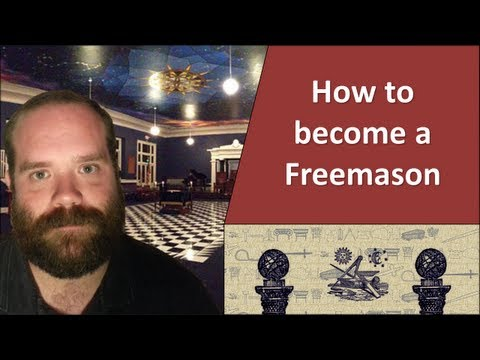 How to become a Mason