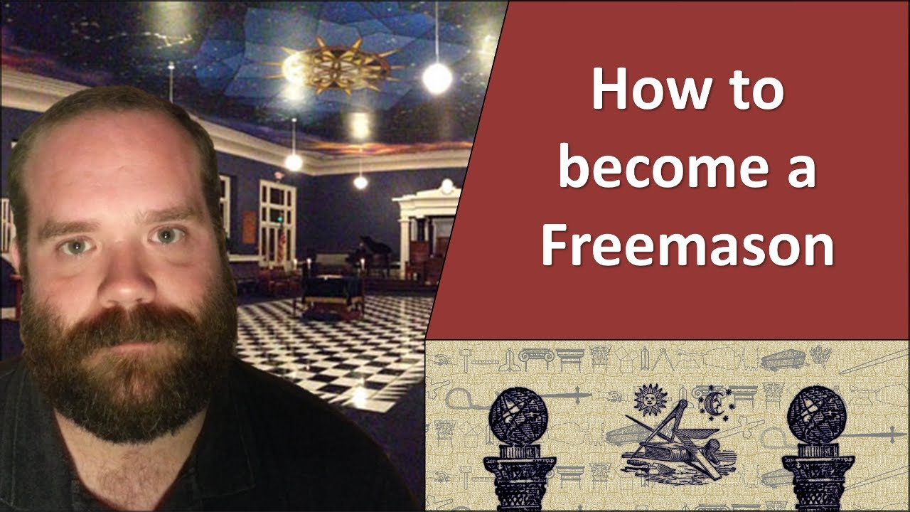 How to become a Freemason 88