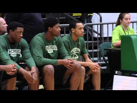 NCAA DI Men's Basketball: Chicago State at Utah Valley Unive