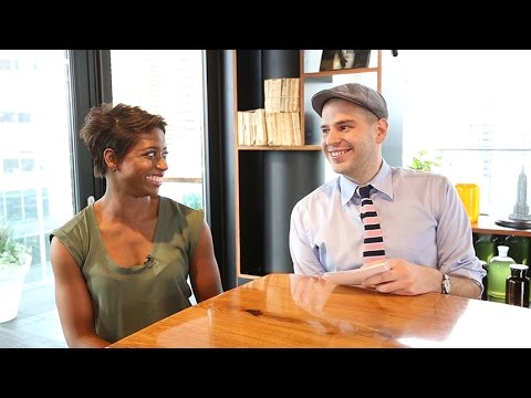 20 Questions in 2 Minutes with Les Miserables' Montego Glover