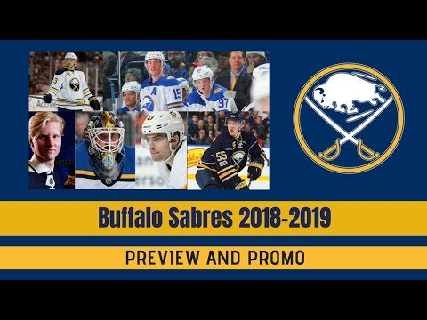 Buffalo Sabres 2018 - 2019 Team Preview and Promo Video