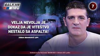 INTERVJU: Zoran Branković - Velja Nevolja je dokaz da je viteštvo nestalo sa asfalta! (26.2.2021)