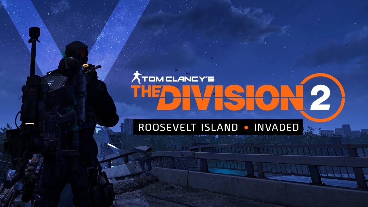 THE DIVISION 2 - Solo Gameplay - Roosevelt Island - Invaded Stronghold -  Challenge - PC