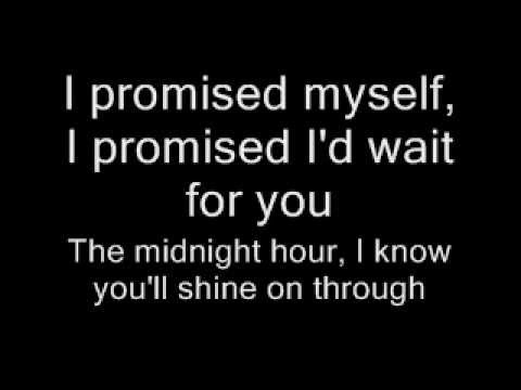 basshunter i promised myself lyrics