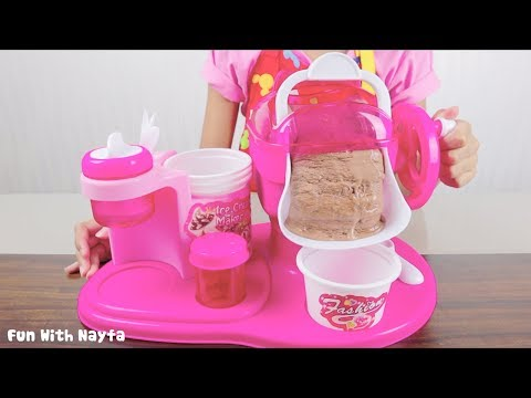 Mainan Anak My Ice Cream Maker - Make Your Own Ice Cream Chocolate from YouTube · Duration:  10 minutes 23 seconds