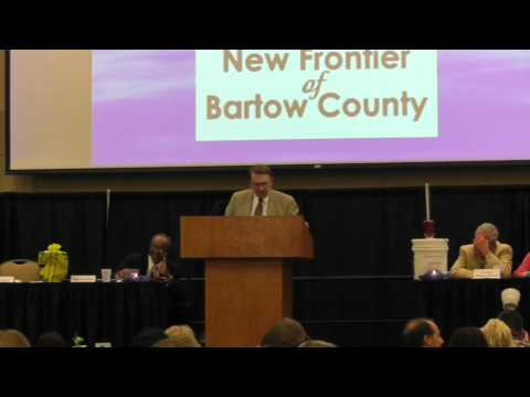 Commissioner Clarence Brown Roast - CONDENSED