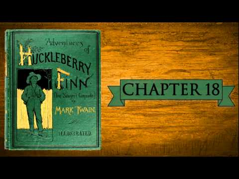 Huckleberry Finn Audiobook | Chapter 18