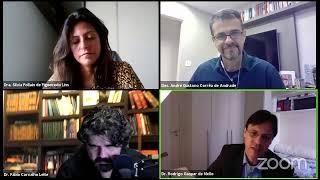 """WEBINAR: Lançamento do Livro """"A LIBERDADE DE IMPRENSA NO TRIBUNAL DE JUSTIÇA DO RIO DE JANEIRO"""""""