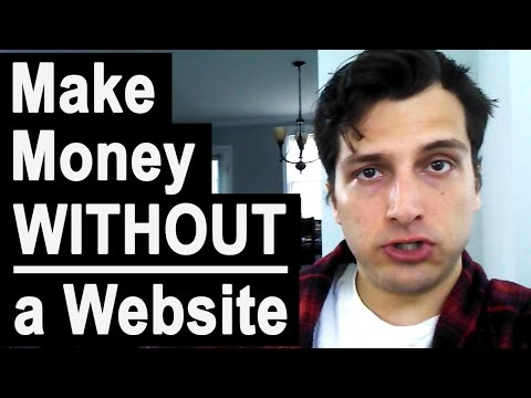 How to Make Money as an Affiliate Without a Website