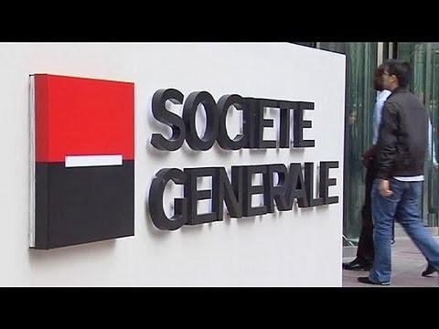 Societe Generale cuts jobs as income falls - economy