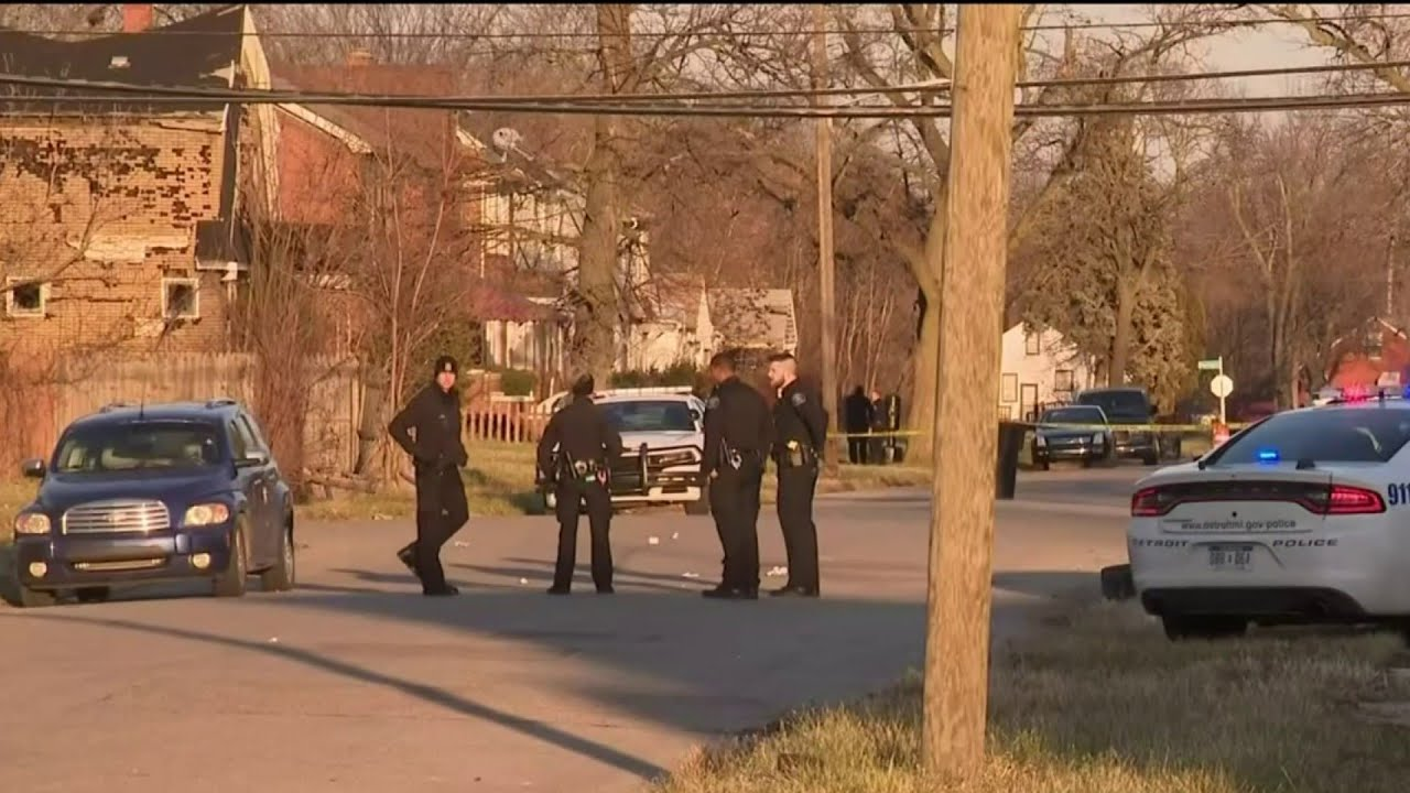 Child shot in drive-by shooting