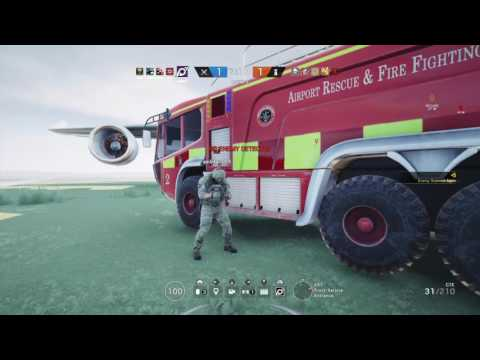 """Rainbow six siege PART 37 """"ambitious i Didn't mean it"""""""
